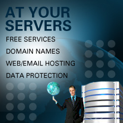 At Your Servers - Unlimited Web Hosting